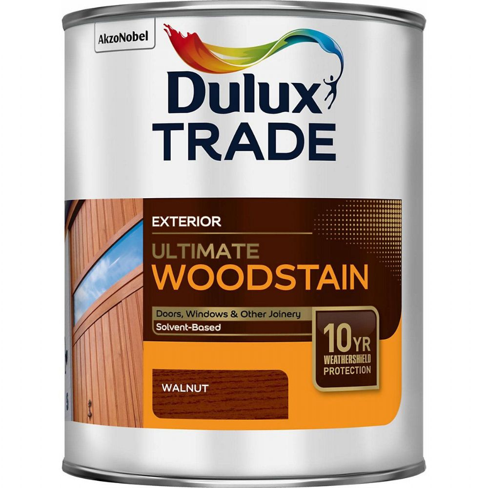 Dulux Trade Ultimate Woodstain Custom Mixed Colours